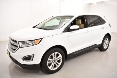 2015 Ford Edge 4dr SEL AWD (Oxford White)