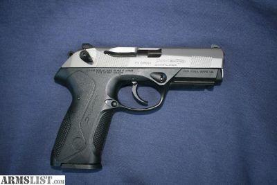 For Sale: Beretta PX4 Storm Inox 9mm