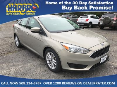 2015 Ford Focus SE (Tectonic)