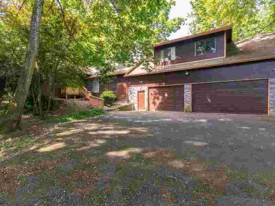 15530 NE Halsey St Portland Four BR, Amazing Custom Home Tucked