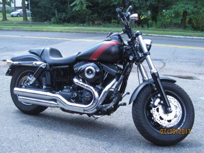 2015 Harley-Davidson Fat Bob Cruiser Motorcycles Metuchen, NJ