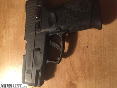 For Sale: tauras pt 111 g2 9mm