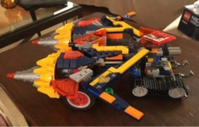 Lego Axl's Rumble Maker