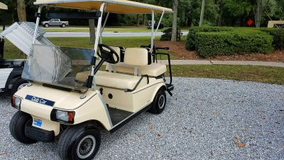 1995 Club Car DS Villager Golf Golf Carts Bluffton, SC