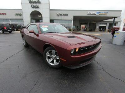 2018 Dodge Challenger (Octane Red Pearlcoat)