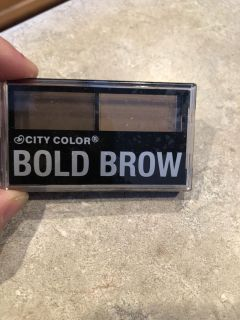 City Color Bold Brow new
