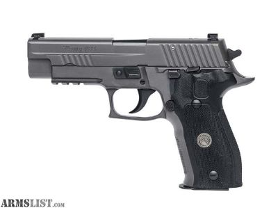 For Sale/Trade: Sig Sauer P226 Legion