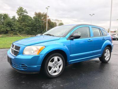 2009 Dodge Caliber SXT (Blue)