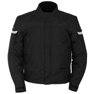 Buy Tourmaster Jett 3 Black XL Textile Motorcycle Street Riding Jacket Xlarge motorcycle in Ashton, Illinois, US, for US $152.99