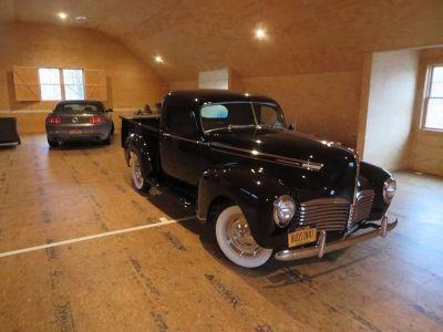 1941 Hudson Gentleman's Truck