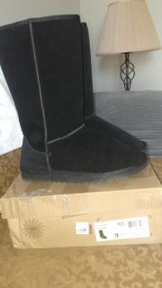 WILLING TO TRADE BRAND NEW UGG BOOTS FOR FLAT SCREEN TV