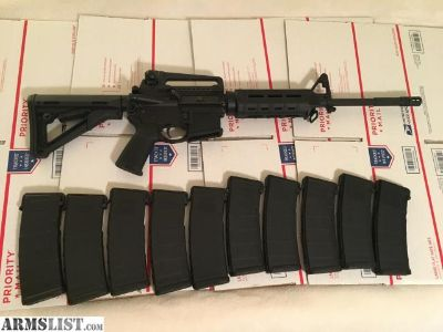 For Sale: Sig M400 Ar-15 with Upgrades