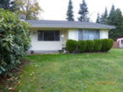 House for rent in Port Angeles. Washer/Dryer Hookups!