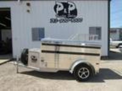 "2017 Sundowner Trailers 7'6"" Mini Stock"