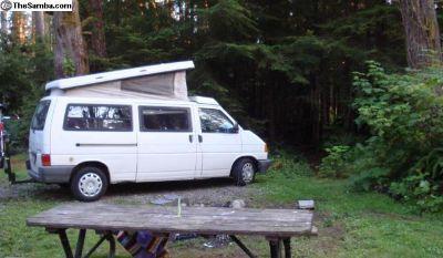1995 EV Camper