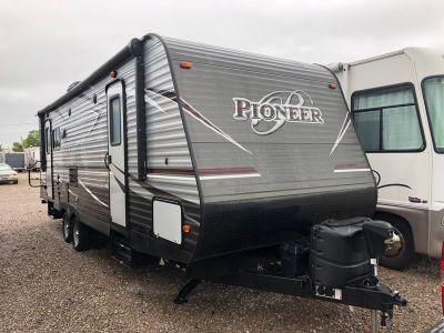 2017 Heartland Pioneer 250RL