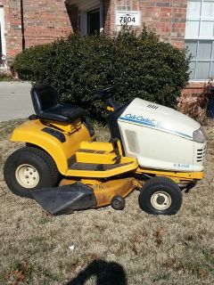 $500, Cub Cadet for sale