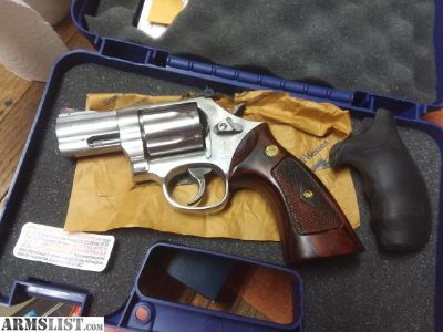 For Sale: S&W Wood Grips