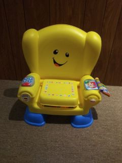 Fisher Price Laugh & Learn Stages Chair