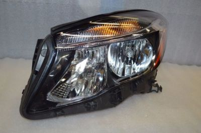 Purchase 2015-2016 MERCEDES 156 GLA250 GLA CLASS LEFT DRIVER SIDE HALOGEN HEADLIGHT OEM motorcycle in Portland, Oregon, United States, for US $119.99