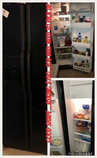 Refrigerator stove microwave