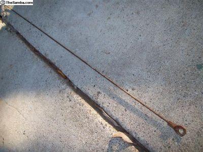 sliding door fixed rod