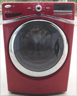 FRONT LOAD WHIRLPOOL HE DUET WASHER- VIOLET