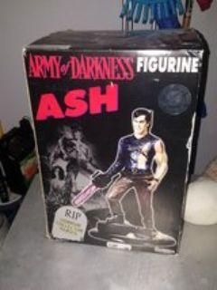 Collectible Army of Darkness Figurine