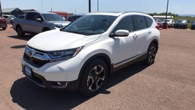 2018 Honda CR-V 1.5T AWD TRG (WHITE ORCHID PEARL)