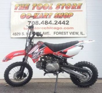 2017 Apollo RFZ-x4 Competition/Off Road Motorcycles Forest View, IL