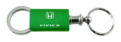 Purchase Honda Civic SI Green Anodized Aluminum Valet Keychain / Key fob Engraved in USA motorcycle in San Tan Valley, Arizona, US, for US $14.61