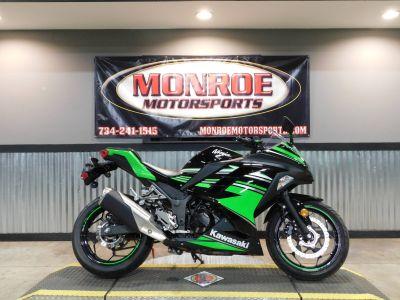2016 Kawasaki Ninja 300 ABS KRT Edition Sport Motorcycles Monroe, MI