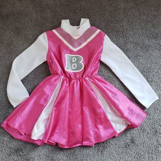 Barbie Cheerleaders Costume Dress up