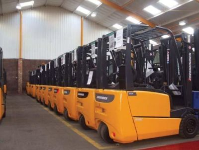 Forklifts in Pennsylvania. New and used forklifts. Used sit down riders. Used toyota forklifts.