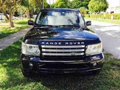 Used 2008 Land Rover Range Rover Sport for sale