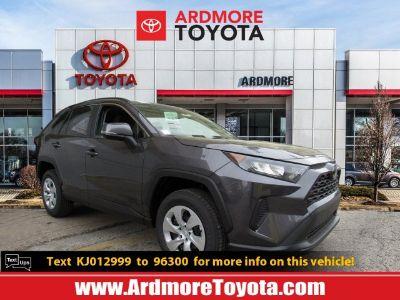 2019 Toyota RAV4 (Magnetic Gray Metallic)