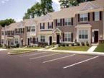 Emerald Pointe Townhomes - Two BR, 2.5 BA Townhome 1,401 sq. ft.