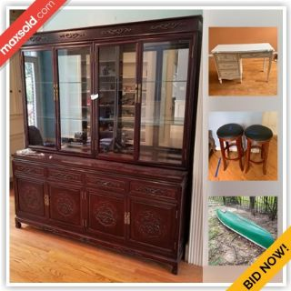 Houston Moving Online Auction -..