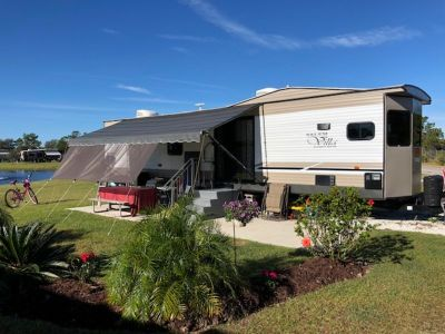 2018 Forest River Salem Villa 395FK LTD Destination Trailer