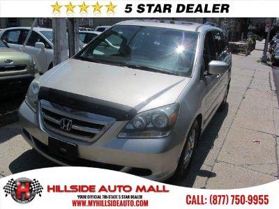 2005 Honda Odyssey EX-L (Silver)