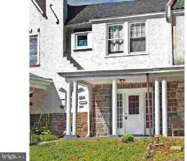 5215 Church Rd Philadelphia Three BR, Here's a charming townhome
