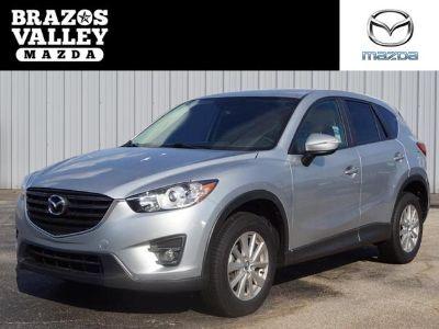 2016 Mazda CX-5 Touring (Sonic Silver Metallic)