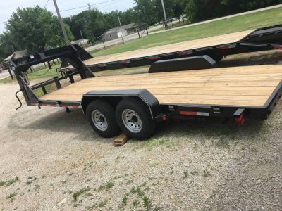 2018 Other 83X20' LOW BOY Gooseneck Trailers Trailers Chanute, KS