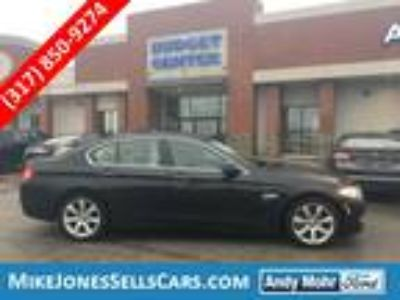 Used 2012 BMW 5 Series 550i xDrive in Plainfield, IN