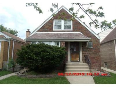 2 Bed 1 Bath Foreclosure Property in Chicago, IL 60652 - S Richmond St