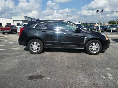 2011 Cadillac SRX Luxury Collection (Black)