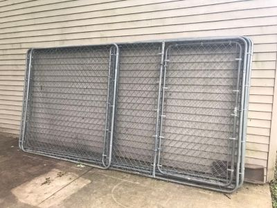 6 x 12 outdoor dog kennel
