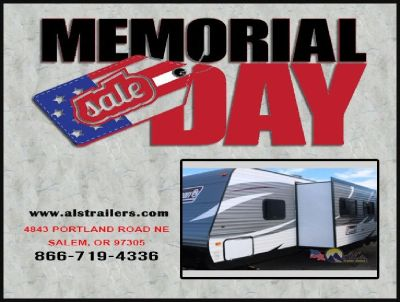 New 2018 Dutchmen RV Coleman Lantern Series 262BHWE-Travel Trailer