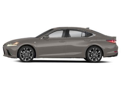 2019 Lexus ES 350 (Atomic Silver)