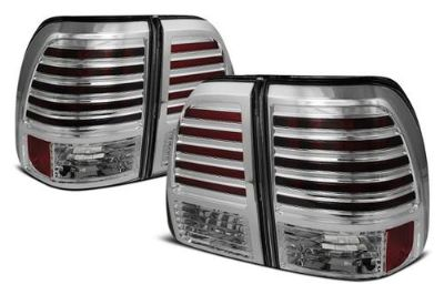 Find Spyder LLX47003C LX Chrome Euro Tail Lights Rear Stop Lamps w LEDs 2 Pcs 1 Pair motorcycle in Rowland Heights, California, US, for US $354.00